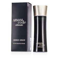 Giorgio Armani Armani Code Ultimate EDT Intense Spray 75ml Men's Perfume