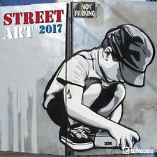 CALENDRIER 2017 - STREET ART - 30 x 30 cm