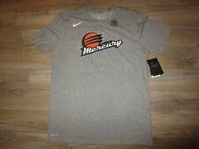 Nike WNBA Phoenix Mercury 3 Taurasi Dri-fit Cotton Tee Men's Large