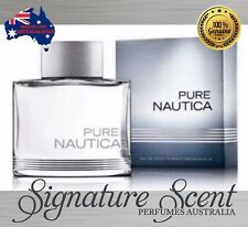 NAUTICA PURE 100ml EDT By NAUTICA Spray Perfume for Men........New In Box (BNIB)