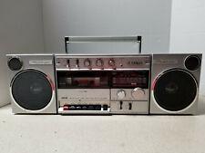 Sanyo M-V 40 AM/FM Radio Stereo Cassette Boombox