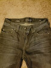 Affliction mens jeans 32x34 cooper relaxed boot cut