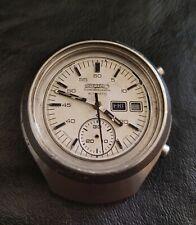 New listing Seiko 6139-7100 Helmet Chronograph Automatic Watch Movement 6139 to Restore