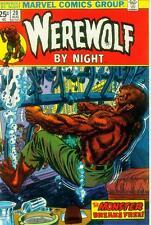 Werewolf by Night # 20 (Don Perlin) (USA, 1974)