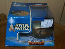 Micro Machines Star Wars Action Fleet Solar Sailer mit US Box