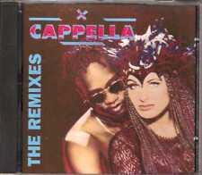 Cappella - The Remixes - CDA - 1994 - Eurodance Italodance Bortolotti
