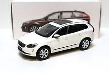 1:18 Motor City Classics VOLVO xc60 White 2015 New chez Premium-modelcars