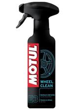 Motul E3 ROUE Clean - JANTE propre idéal pour moto enduro scooter CHOPPER