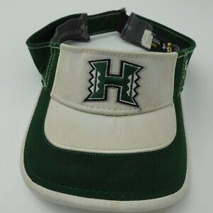 Hawaii University Under Armour Visor Adjustable Adult Cap Hat