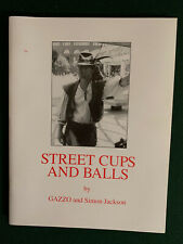 New ListingStreet Cups and Balls - Gazzo Magic Sleight Of Hand Booklet Lecture Notes