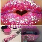 Purpurina para Labios Kiss Me Rosa Pintalabios Suelto por brillante chic ,