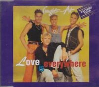 Caught in the Act Love is everywhere (Remix, #zyx/uco0012r) [Maxi-CD]