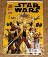 Star Wars #1 Game Stop #1 Var + 2 To 16 + 18 To 21 Unread High Grade Bag & Board