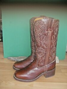 Frye Brown Campus Boots US Woman's 7 1/2 B