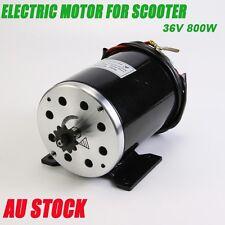 36V 800W 11T Electric Motor Unite Motor Scooter MY1020 Go-kart QUAD