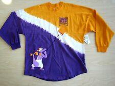 New 2020 Disney Epcot Festival Of The Arts Spirit Jersey Shirt Figment Sweater !
