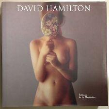 DAVID HAMILTON - ÉDITIONS DE LA MARTINIÈRE - 2006 [MV331]