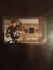 2006 - 2007 Upper Deck Game Jersey Mario Lemieux Pitt. Penguins #JLX Hockey Card