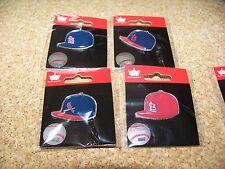 4 - St. Louis Cardinals logo baseball cap pins hat pin NEW for 2015