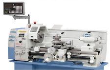 BERNARDO Profi 700 Pro - 400V 2-Achs-Digitalanzeige 03-1183 Drehmaschine