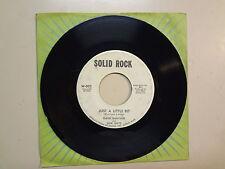 "DAVE BANYASE & SUM GUYS:Just A Little Bit-Open The Door To Your Heart-U.S.7"" 003"