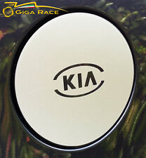 KIA SPORTAGE ADESIVI STICKER DECAL TAPPO SERBATOIO TUNING CARBON LOOK VINILE