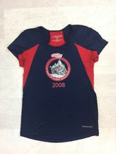 Brooks Womens Shirt Sz Small Marine Corps Marathon 2008 Equilibrium Technology