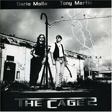 CD-Dario iscrivetevi/Tony Martin-The Cage 2 * Frontiers Records * Nuovo & ungesp. - MINT