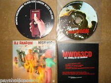 DJ SHADOW - High Noon   MOWAX 063 CD   Cardboard Sleeve