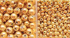 Schraubkugel Piercing Kugel Piercing Ausatz Ersatz Verschlusskugel Titan GOLD
