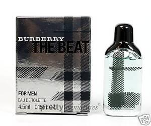 ღ The Beat Man - Burberry - Miniatur EDT 4,5ml