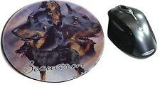 Design Mousepad Beauceron 1 kupiert  /  Berger de Beauce Mauspad