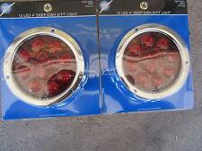 4 INCH DEEP DISH LED LIGHT FOR JEEPS, TRUCKS, VAN BODY ICE CREAM TRUCKS ECT