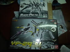 Bandai Macross Froniter Chogokin DX YF-29 Durandal Super Parts 30th Aniversary