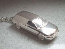 Schlüsselanhänger Audi A4 Avant versilbert (5253)