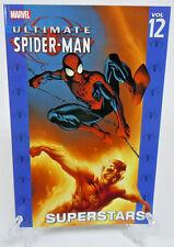 Ultimate Spider-Man Vol 12 Superstars 66 Marvel Comics Tpb Trade Paperback New