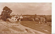 Kent Postcard -Tunbridge Wells - The Common - Showing Houses  U4266