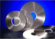 0.1 x 8mm 1kg Nickel Plated Steel Strap Strip Sheets for battery spot welder