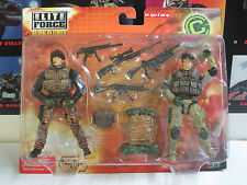 Army Ranger #21510 Elite Force Combat Command (BBI 2005) 1/18 Scale Accesory Set