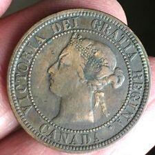 1876 H 1c Canada Queen Victoria