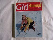GIRL ANNUAL NUMBER NINE 1961 - Hardback - VINTAGE