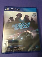 Need for Speed (PS4) NEW