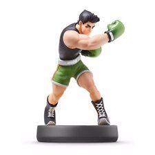 Nintendo amiibo LITTLE MAC Super Smash Bros 3DS Wii U Accessories NEW from Japan