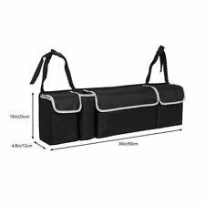 Car Back Seat Trunk Storage Bag Organizer Pocket Multi-use Box Case Car Boot NR9