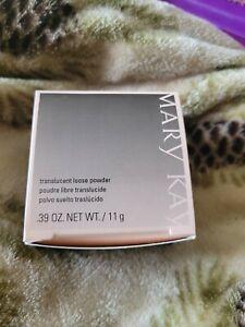 Mary Kay Translucent Loose Powder - 0.39oz