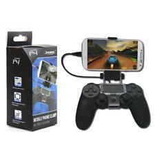 Support de Téléphone Clip de Fixation pour Manette Sony PS4 Accs