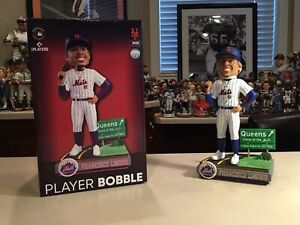 Francisco Lindor New York Mets Next Stop Bobblehead