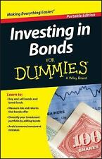 Investing in Bonds for Dummies (Paperback or Softback)
