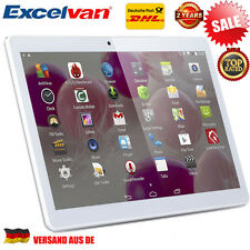 "10.1"" ZOLL IPS 16GB TABLET PC 3G WIFI ANDROID6.0  SMARTPHONE 2x SIM/Kamera OTG"