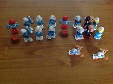 Kinder Surprise Smurfs mixed bundle